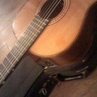 ギター,禁じられた遊び,