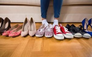 外反母趾,靴選び,